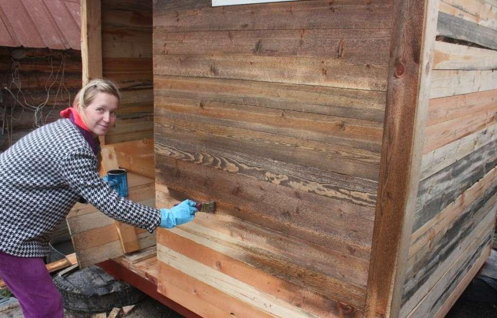 Як побудувати сарай своїми руками
