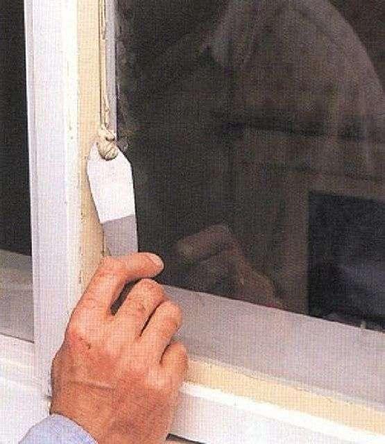 Замазка для вікон своїми руками