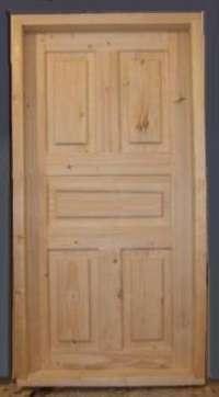 Виготовлення дверей своїми руками