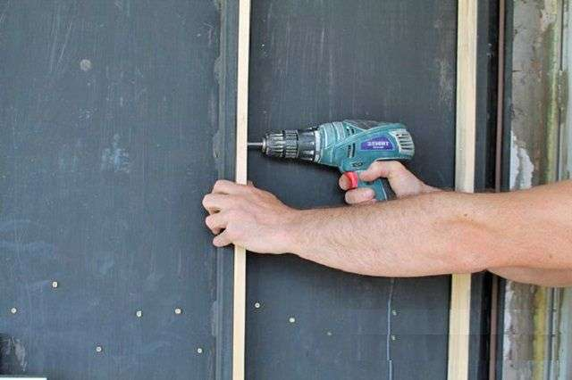 Обшивка дверей дерматином своїми руками