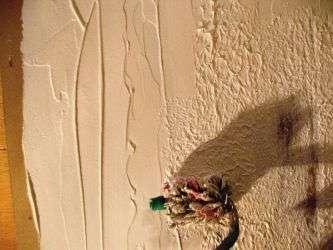 Барельєф на стіні своїми руками