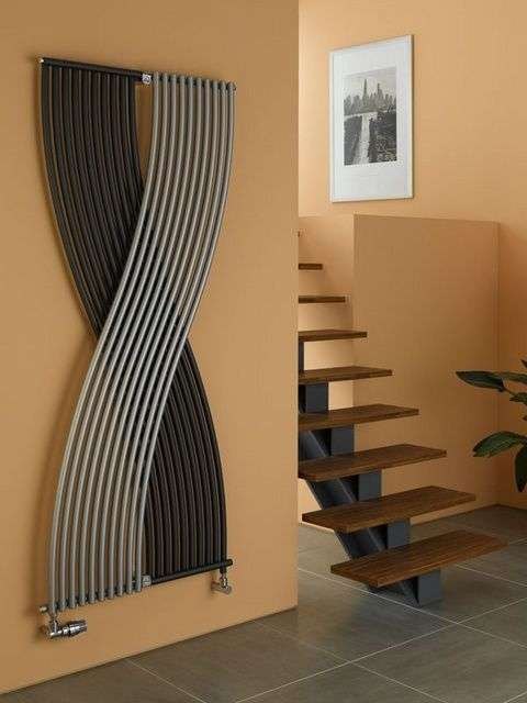Вертикальні радіатори опалення